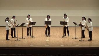 吹奏楽部がアンサンブルコンテストで大活躍!